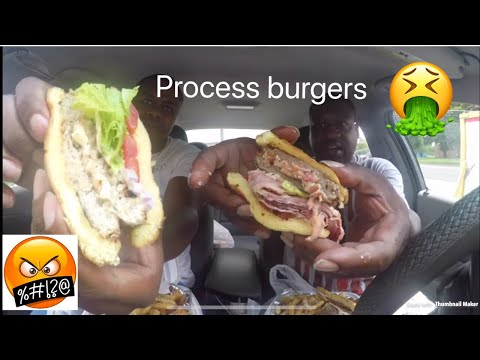 King Kong Burgers Food Review!!! Trying The King Kong Burger Challenge!!! | MAM EATING SHOW