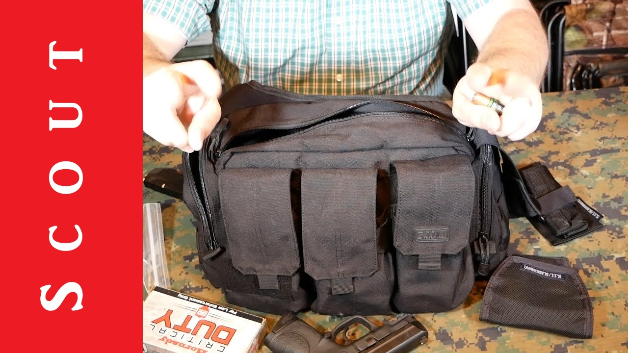 5 11 Bail Out Bag 10 Year Review Scout Tactical