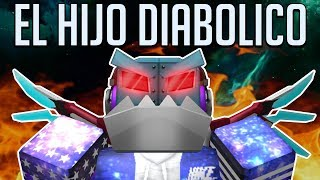ADOPT CHILD INCREDIBLE DIABOLICO - Adopt Me - ROLEPLAY ROBLOX