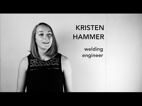 Hyperloop One: 60-Second Team Profile No. 003 — Kristen Hammer, Welding Engineer