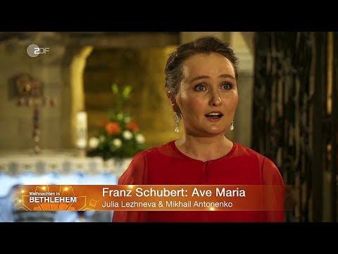 """Julia Lezhneva✮♫ """"Ave Maria""""/von Franz Schubert"""