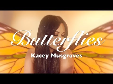 Butterflies Lyrics Kacey Musgraves