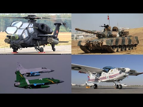PAKISTAN SEES DEFENCE EXPORT GROWTH IN 2016 2017