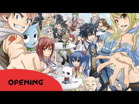 V6 - BREAK OUT [Fairy Tail Opening]