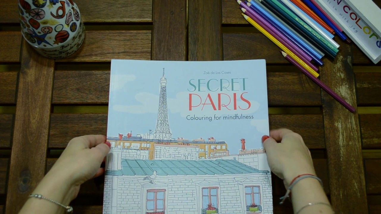 Secret paris zoe de las cases flip through youtube - Zoe de las cases ...