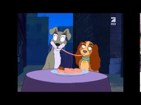 Family Guy - Susi & Strolch & der Tierquäler