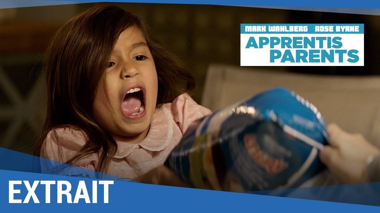 APPRENTIS PARENTS – Extrait inédit - Dîner en famille (chips et dégâts)