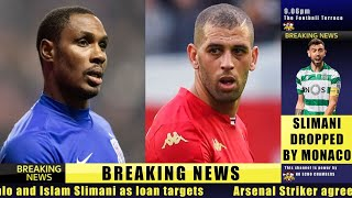 Islam Slimani to Manchester United is CLOSE | Odion Ighalo  & Fernandes Update | Man United News