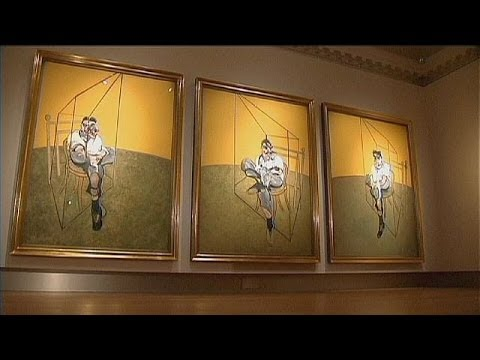 Francis Bacon triptych of Lucien Freud tipped to break sale records - le mag