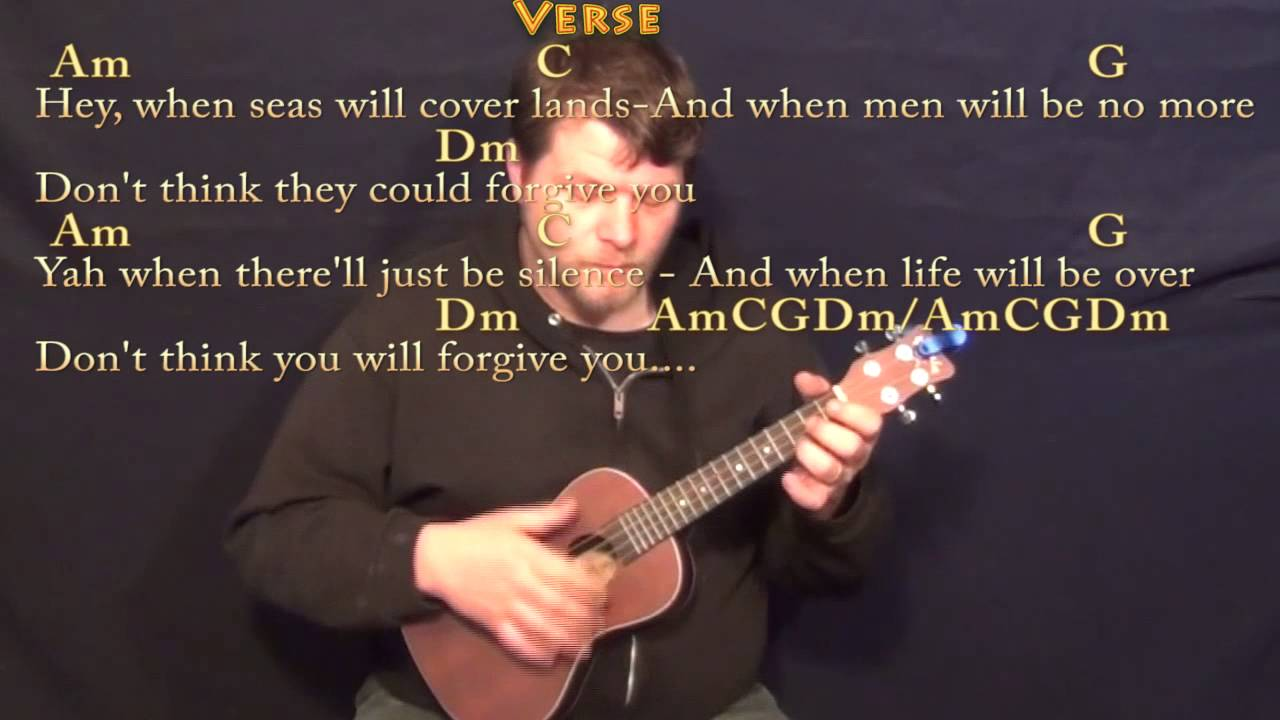 Prayer in C (Robin Shultz) Ukulele Cover Lesson with Chords/Lyrics