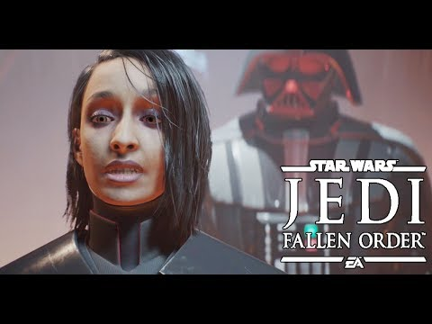 Star Wars Jedi Fallen Order All Endings - Darth Vader Ending - Boss Fight (#FallenOrder Ending_