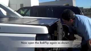 BakFlip Chevy Avalanche install.mov