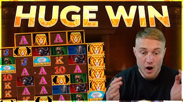 HUGE WIN!! Safari Gold BIG WIN  - Online slot from Casinodaddy LIVE Stream