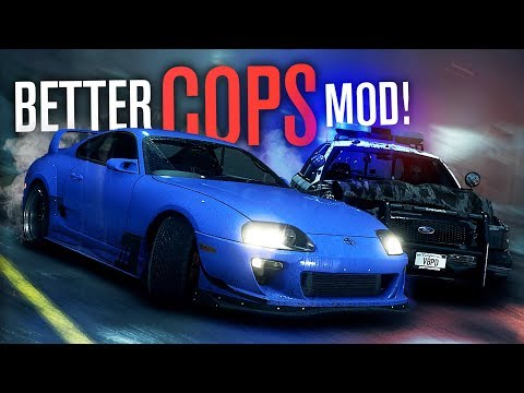 Better COPS MOD in Need for Speed 2015!