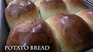 Potato Bread, Dinner Rolls Style - Recipe