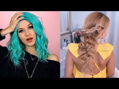 beautiful-hairstyle-ideas-for-girls-|-awesome-hair-tutorial-2020-|-hair-beauty