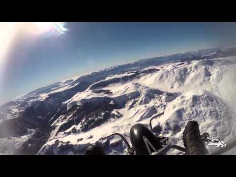 Winter Sports in Bosnia - Day In The Life on Mt. Bjelasnica - GoPro, Nokia Lumia 1020
