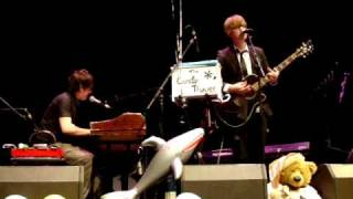 The Candle Thieves  - Sharks And Bears @ The Bloomsbury Theatre
