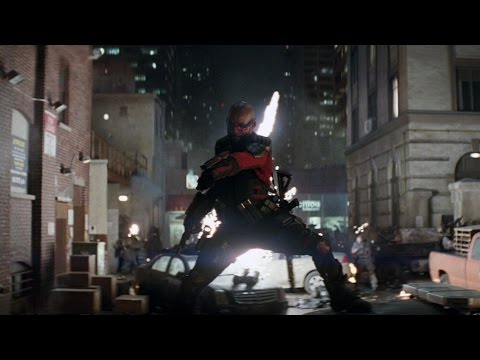 BATTLE ON THE STREET | Suicide Squad