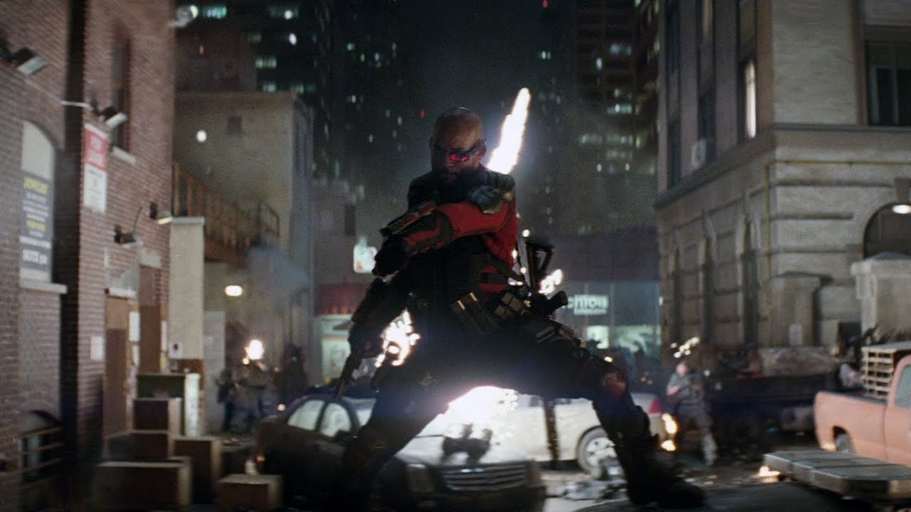 Download BATTLE ON THE STREET | Suicide Squad