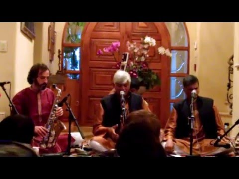 Gundecha Brothers House Concert May 2015