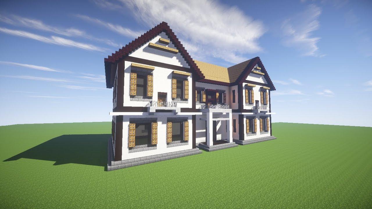 Minecraft como fazer uma casa simples 9 youtube for Minecraft videos casas