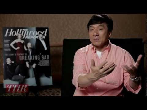 Jackie Chan On Making 'Chinese Zodiac'