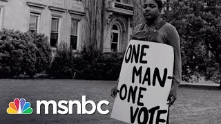 The Civil Rights Act Of 1964 Explained | This Day Forward | msnbc