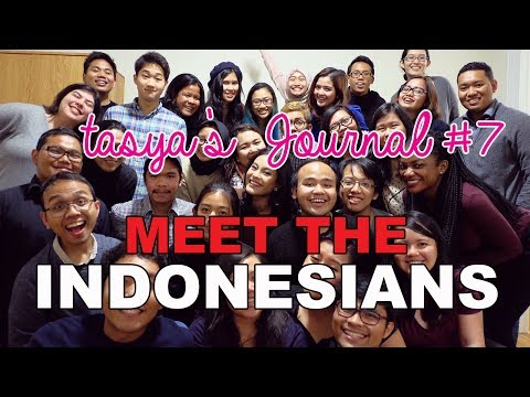 Teman-teman Tasya di New York - Tasya's Journal #7