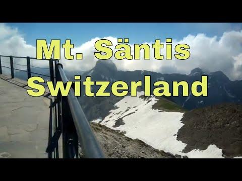 Mount Säntis | Schwägalp | St. Gallen | Switzerland