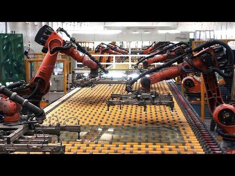 China's Fuyao group runs windshield factory in Ohio