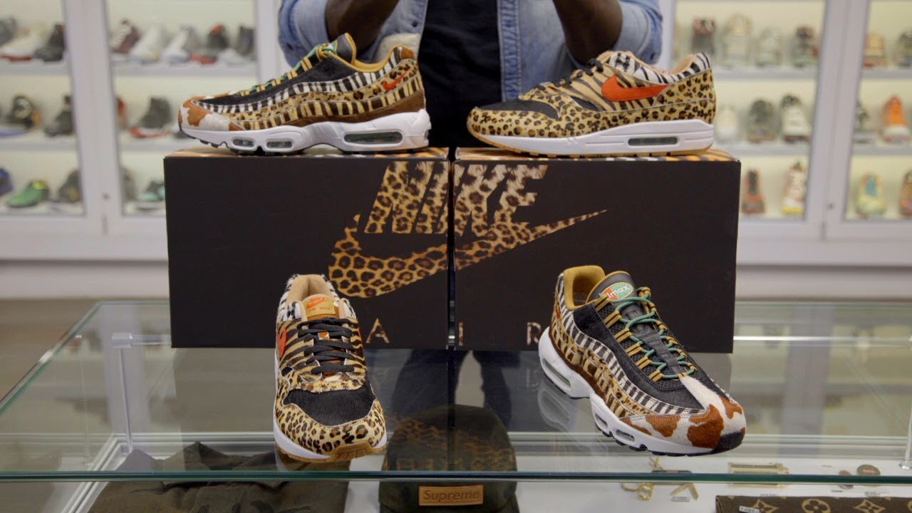 12b251584f9 Craziest Air Max Day 2018 Release! Animal Pack 2.0. - YouTube