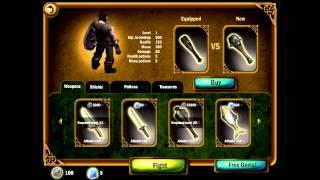 Злой Воин: Фэнтези Слешер 3D