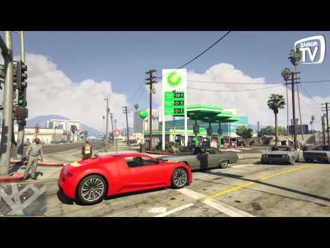 GTA 5 PC Mods: Shell, BP, Caltex Petrol Stations and Coca Cola Truck V3.2
