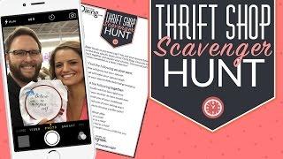 Thrift Shop Scavenger Hunt (DATE NIGHT IDEA)