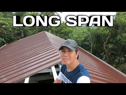 Color Roof Price Philippines Youtube