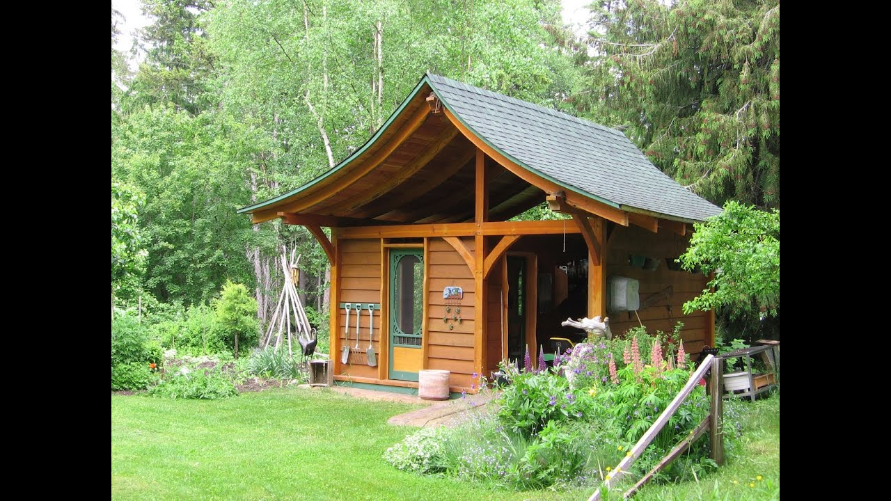 Beautifull Garden Sheds Ideas To Keep Any Of Your Gardening Stuffs Inside