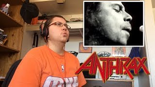 Anthrax - Only (Official Video) Reaction!!!