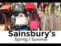 Sainsbury's Bags Shoes Accessories Spring Summer 2019