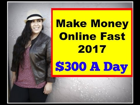 """""""How To Make Money Online Fast""""  [Make Money Online Fast From Home ] $10,000 Per Month!"""