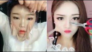 Makeup vs No Makeup  💄🎀Girl Removing Makeup 💄👄  Makeup beauty magical ❤️ Part 7