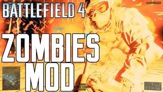 Battlefield 4: ZOMBIES MOD