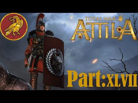 Attila Total War (WRE) - part 47 - Arabia is mine