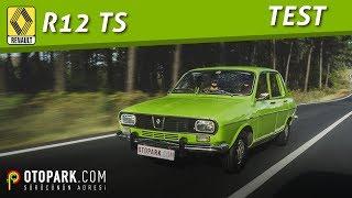 Renault R12 TS 1974 | 46.000 kilometrede! | TEST