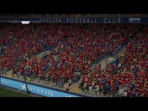 DEMO DE FIFA 17               hay el cojo de dani alves
