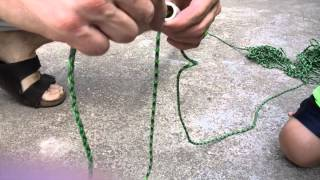 How To Make A Snake Catching Tool
