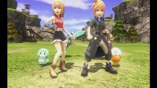 Let's Play World of Final Fantasy, Episode 5