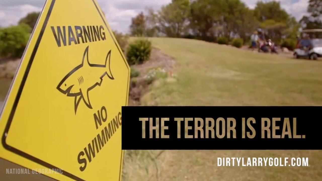 Download This Golf Course Has a Shark Infested Hazard