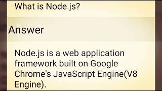 Video Top 12 NodeJS Interview Questions and Answers || most frequently asked questions in an interview download MP3, 3GP, MP4, WEBM, AVI, FLV Juli 2018