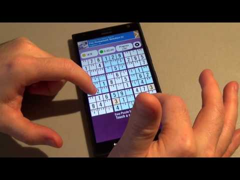 World's Biggest Word Search and Sudoku for Windows Phone